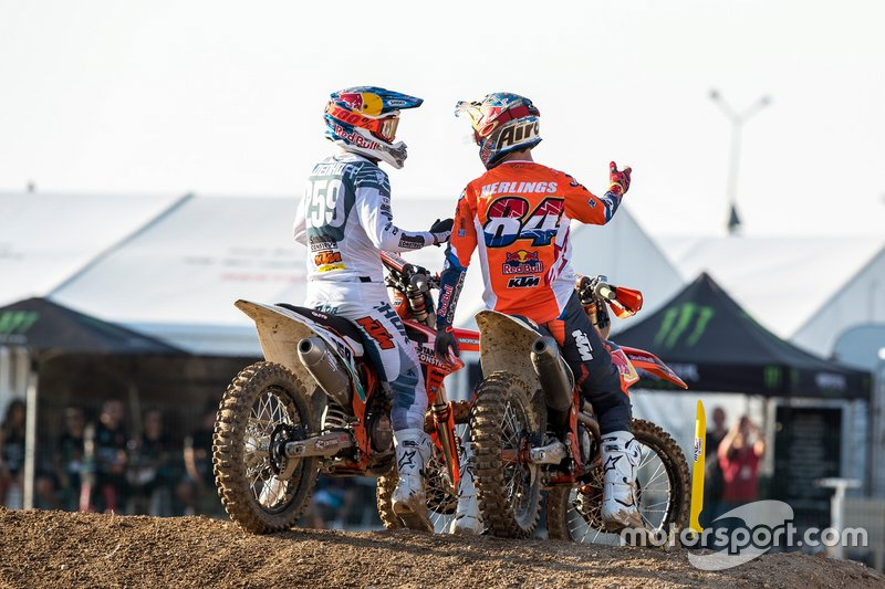 Glenn Coldenhoff, Standing Construct KTM, Jeffrey Herlings, Red Bull KTM Factory Racing