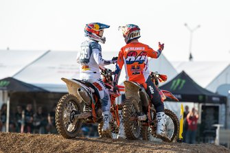 Glenn Coldenhoff, Standing Construct KTM, effrey Herlings, Red Bull KTM Factory Racing