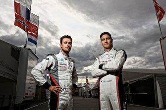 Julien Andlauer, BWT Lechner Racing, Jaxon Evans, FACH AUTO TECH