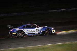 #35 KCMG Nissan GT-R NISMO GT3: Katsumasa Chiyo, Tsugio Matsuda, Joshua Burdon