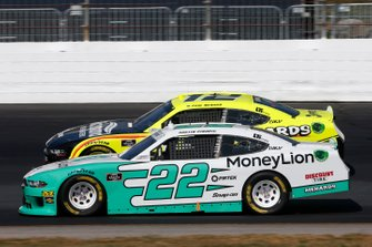 Austin Cindric, Team Penske, Ford Mustang MoneyLion Paul Menard, Team Penske, Ford Mustang Menards/Richmond