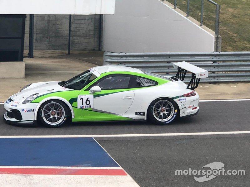 Silverstone in-season test