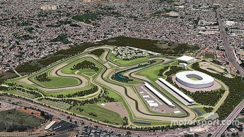 Proyecto de Autódromo en Río de Janeiro