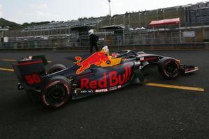 ルーカス・アウアー(B-Max Racing with motopark)