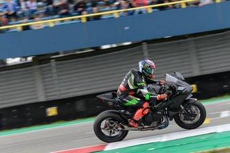 Leon Haslam, Kawasaki Ninja H2R, Gamma Racing Day, TT Circuit Assen