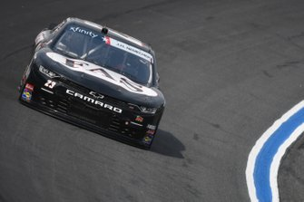 John Hunter Nemechek, GMS Racing, Chevrolet Camaro Fire Alarm Services, INC
