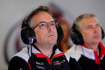 Pascal Zurlinden, Porsche Motorsport