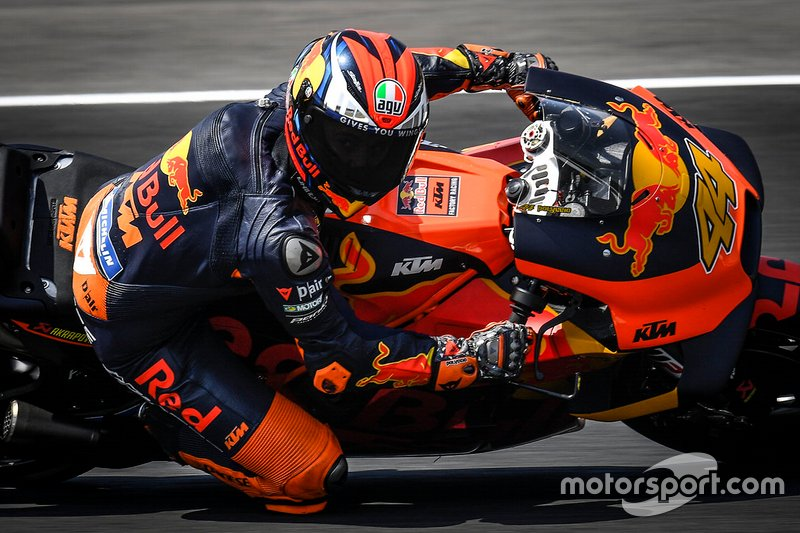 #44 Pol Espargaro, Red Bull KTM Factory Racing, confirmado para 2020