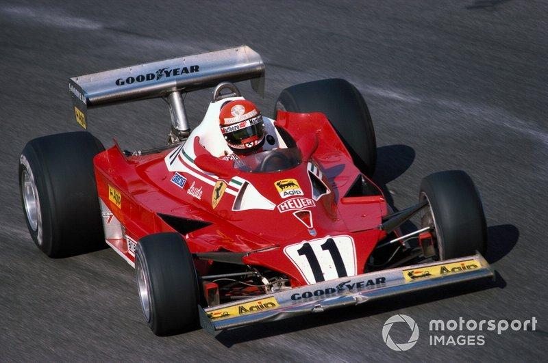 19: Niki Lauda, 41