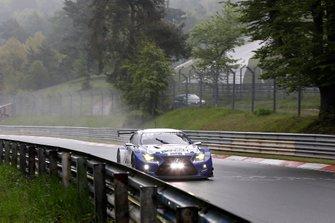 #19 Bandoh Racing with Novel Racing Lexus RC F GT3: Dominik Farnbacher, Hiroki Yoshimoto, Michael Tischner