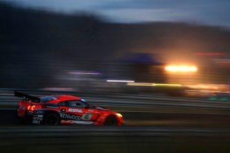 #45 Kondo Racing Nissan GT-R Nismo GT3: Matsuda Tsugio, Takaboshi Mitsunori, Tomonobu Fujii, Tom Coronel