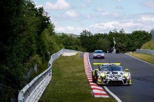 #8 IronForce by Ring Police Porsche 911 GT-R: Jan-Erik Slooten, Lucas Luhr, Adrian De Lener, Steve Jans