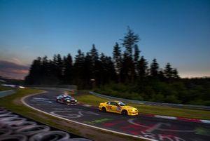 #118 TJ-Racing-Team Opel Calibra: Tobias Jung, Daniel Jenichen, Christian Rziczny, Bernd Küpper