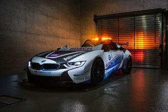 BMW i8 Roadster, Safety Car de la Formule E