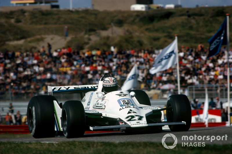 Alan Jones, Williams FW07 Ford (1979 r.)