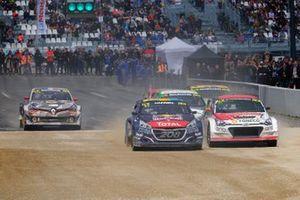 Timmy Hansen, Team Hansen leads