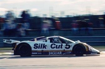 John Watson, Jan Lammers, Win Percy, Jaguar XJR-8LM