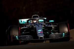 Lewis Hamilton, Mercedes AMG F1 W10