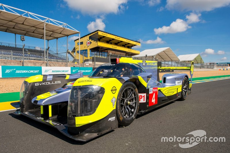 ByKolles Racing Team #4 (LMP1)