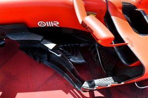Déflecteurs de la Ferrari SF90