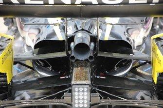 Renault R.S. 19, rear
