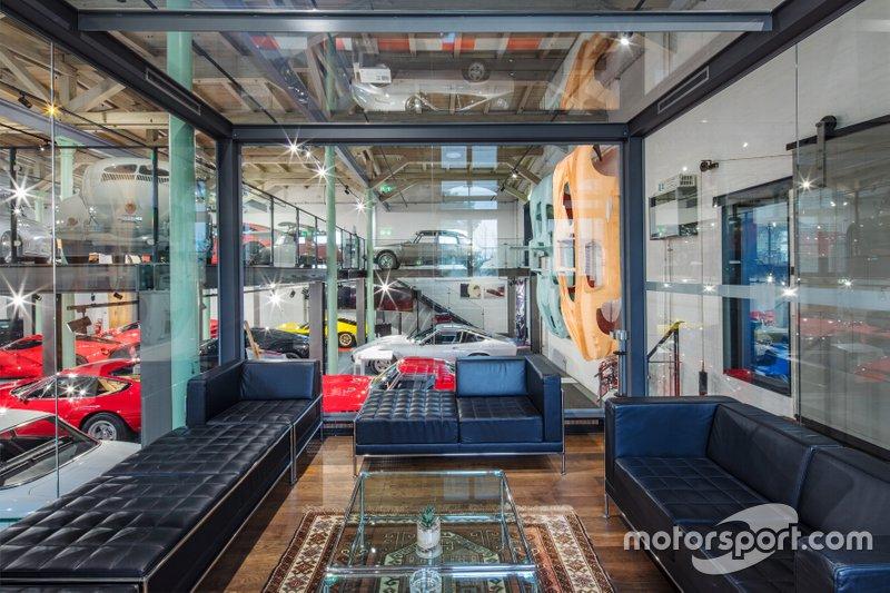 Autobau erlebniswelt Smokers Lounge