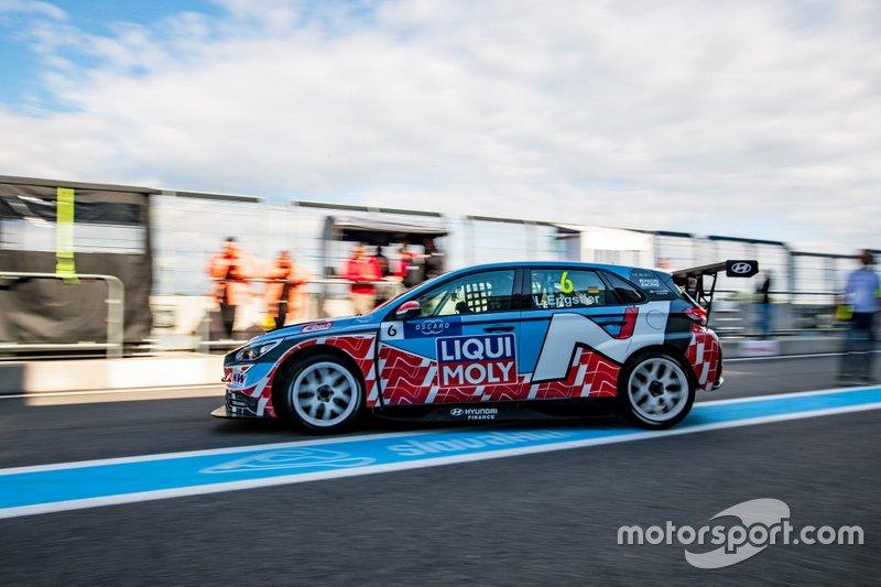 Luca Engstler, Hyundai Team Engstler Hyundai i30 N TCR