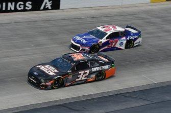 Corey LaJoie, Go FAS Racing, Ford Mustang CorvetteParts.net, Chris Buescher, JTG Daugherty Racing, Chevrolet Camaro Degree