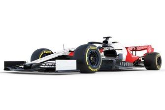 McLaren MCL34 fantasy rendering