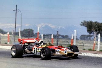 Alex Soler-Roig, Lotus 49C Ford
