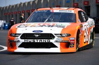 Chase Briscoe, Stewart-Haas Racing, Ford Mustang Nutri Chomps/Pet Supermarket