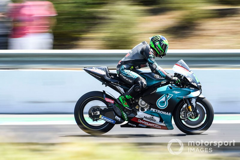 #5 Franco Morbidelli (Petronas Yamaha SRT)