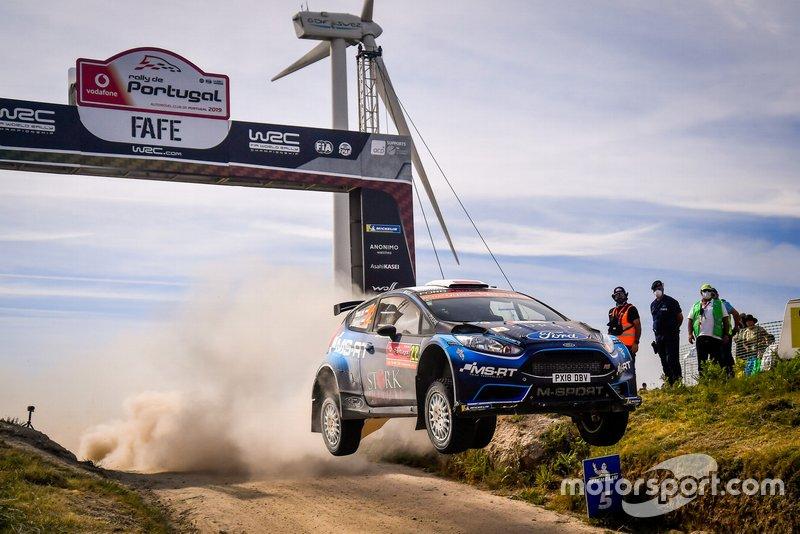 Lukasz Pieniniazek, Jakub Gerber, Ford Fiesta
