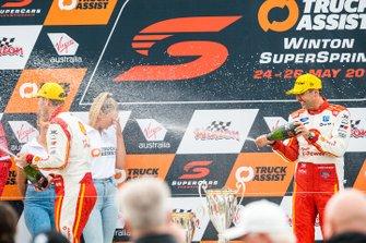 2. Fabian Coulthard, DJR Team Penske Ford