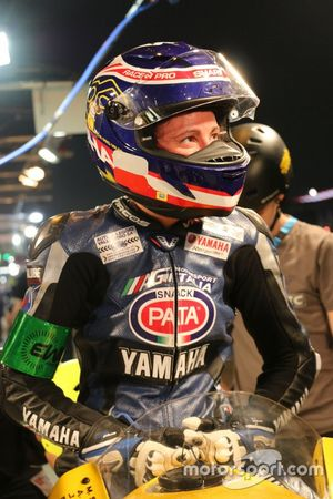 Bettina Pfister, Girls Racing Team, Yamaha R1