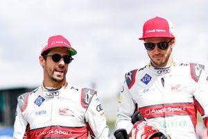 Lucas Di Grassi, Audi Sport ABT Schaeffler, with Daniel Abt, Audi Sport ABT Schaeffler