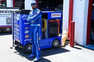 Darrell Wallace Jr., Richard Petty Motorsports, Chevrolet Camaro World Wide Technology