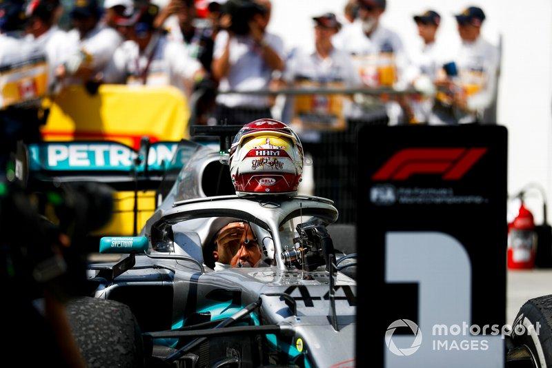 78 - GP de Canadá 2019, Mercedes