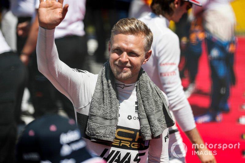 Kevin Magnussen, Haas F1: 2 millones de euros