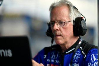 Graham Rahal, Rahal Letterman Lanigan Racing Honda Eddie Jones