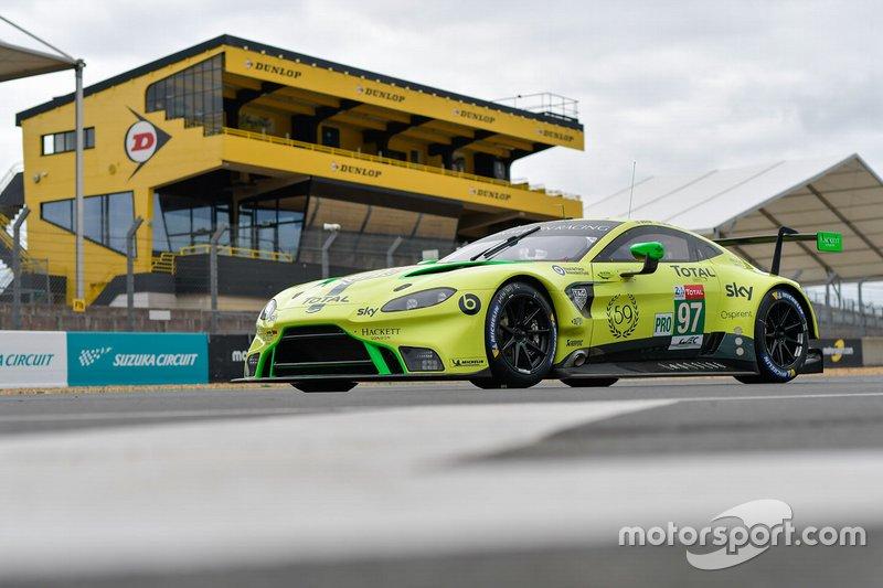 №97 Aston Martin Vantage AMR