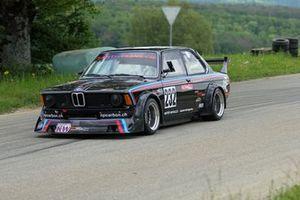 Manuel Santonastaso, BMW E21, RCU