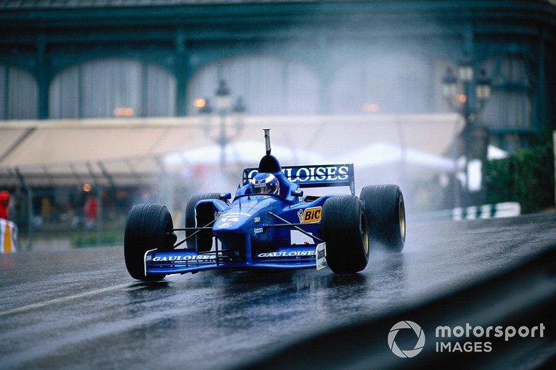 Оливье Панис, Prost JS45 Mugen-Honda, Гран При Монако 1997 года