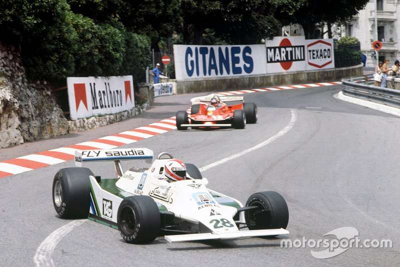 Clay Regazzoni, Williams