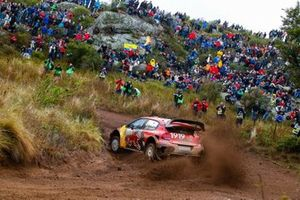 Себастьен Ожье и Жюльен Инграссиа, Citroën Total WRT, Citroën C3 WRC