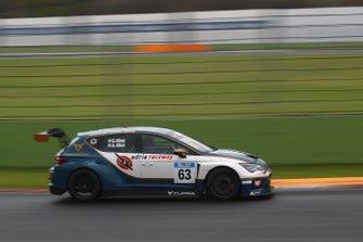 Giovanni Altoè, Alessandro Altoè, Cupra Racing, Cupra TCR DSG