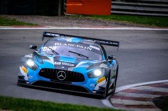 #90 Akka ASP Team FRA Mercedes-AMG GT3 Timur Bogulavskiy, Fabian Schiller