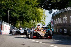 Jean-Eric Vergne, DS TECHEETAH, DS E-Tense FE19 Sébastien Buemi, Nissan e.Dams, Nissan IMO1, Mitch Evans, Panasonic Jaguar Racing, Jaguar I-Type 3