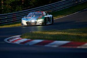 Пьер Каффер, Фрэнк Стипплер, Фредерик Вервиш, Audi Sport Team Phoenix, Audi R8 LMS (№4)