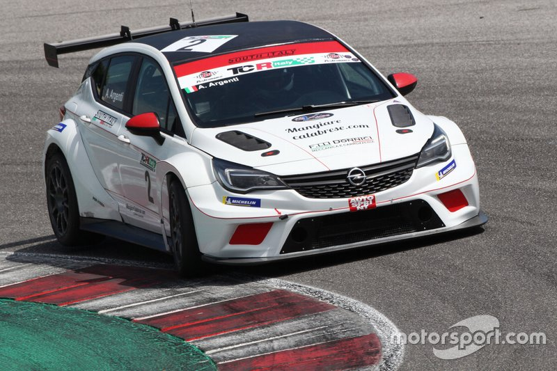 Andrea Argenti, South Italy RT, Opel Astra TCR